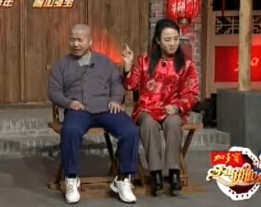 小品《我不能走》孙丽荣,王小利