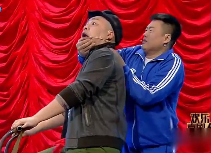 小品《蹬三轮儿的父亲》宋晓峰、程野