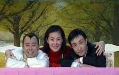 2000年春晚小品《同桌的她》潘长江,巩汉林