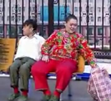 笑傲江湖 第一季:冯导嘲讽宋丹丹
