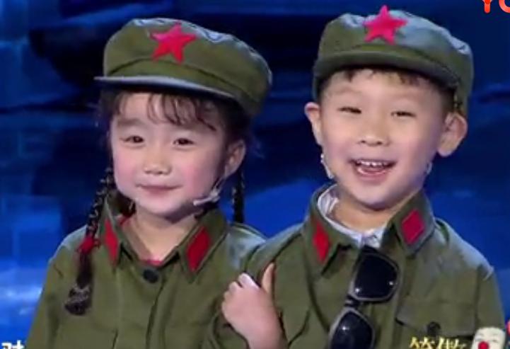 笑傲江湖 第一季:五岁萌娃逗笑全场