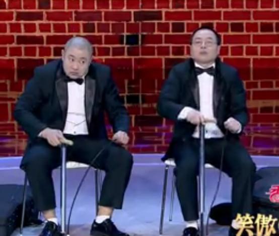 笑傲江湖第二季:翻版刘能赵四惊艳全场