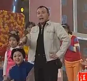 小品《三号楼长》潘长江、黄晓娟