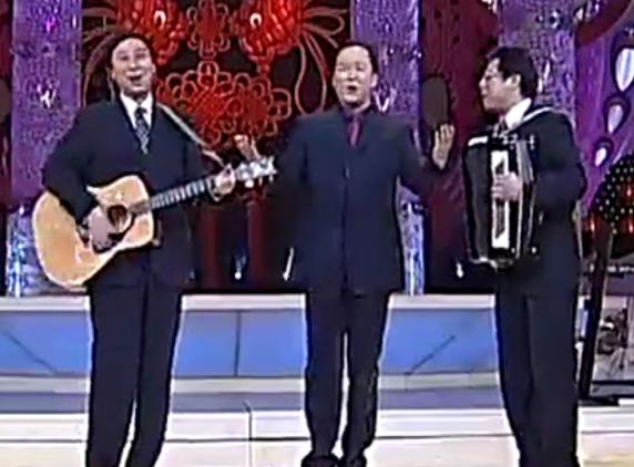 2002年春晚小品《 台上台下》冯巩、郭冬临