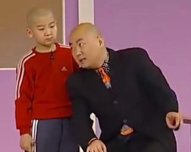 2003年春晚小品《 我和爸爸换角色》郭冬临、金玉婷
