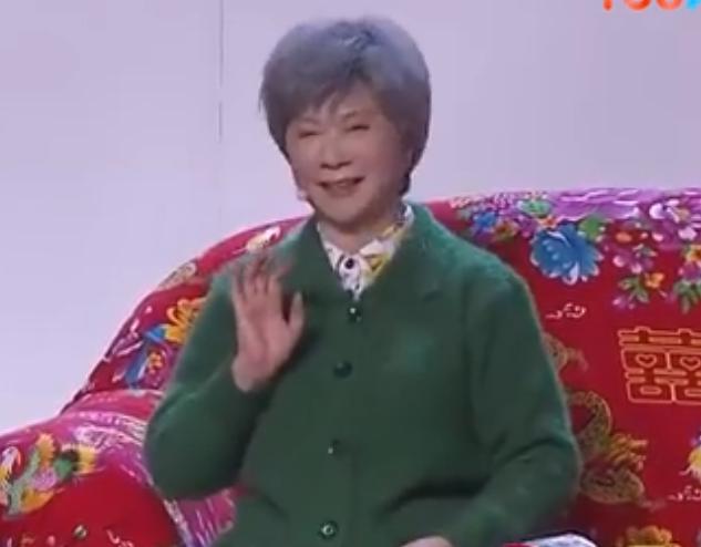 小品《特殊任务》蔡明、李建华