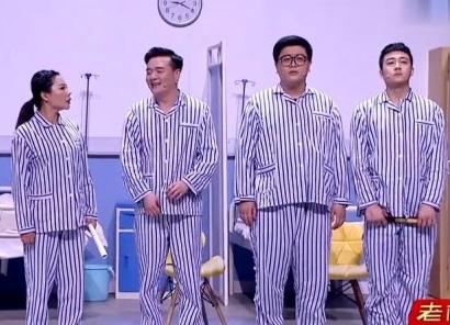 小品《自食其果》余钦南、孙欣博