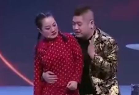 小品《如此合作》 王龙、徐英子