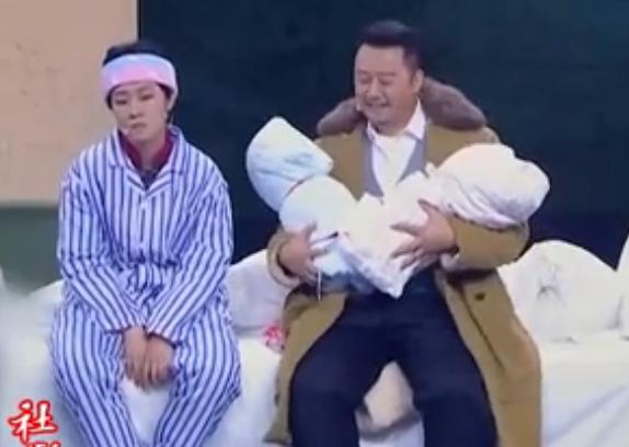 小品《爸爸的秘密》郭涛、韩云云