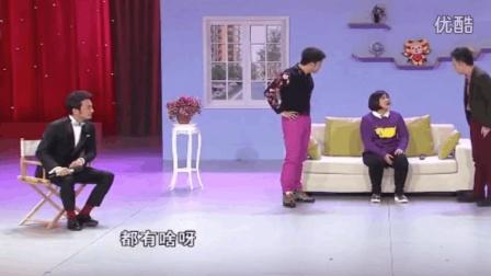 春晚小品《女神和女汉子》贾玲 沙溢 李菁