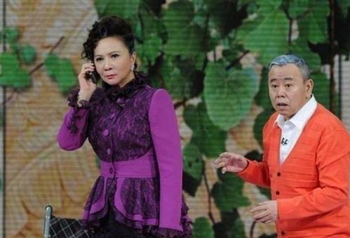 蔡明 潘长江《彩排》2021年春晚小品,喜剧婚礼有笑有泪